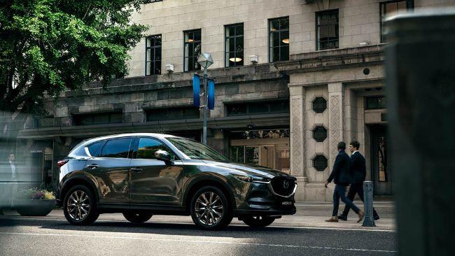 Mazda CX-5 GT dan CX-9 Edisi 2021 Meluncur, Semakin Kaya Fitur dan Premium