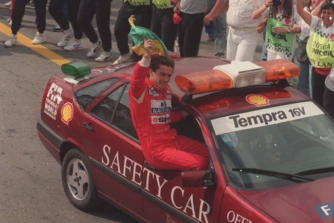 Safety Car Fiat Tempra