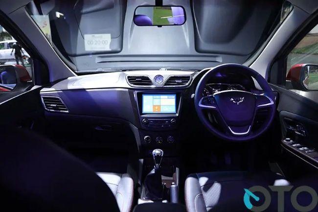 Wuling Confero S facelift 2021