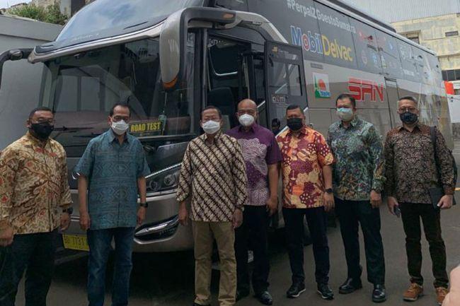 Sumatera Roadshow 2021, Inisiatif Bangkitkan Industri Transportasi Darat