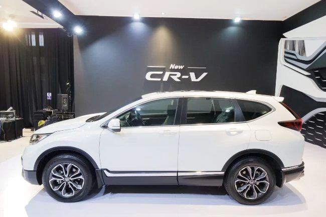 Honda New CR-V 2021