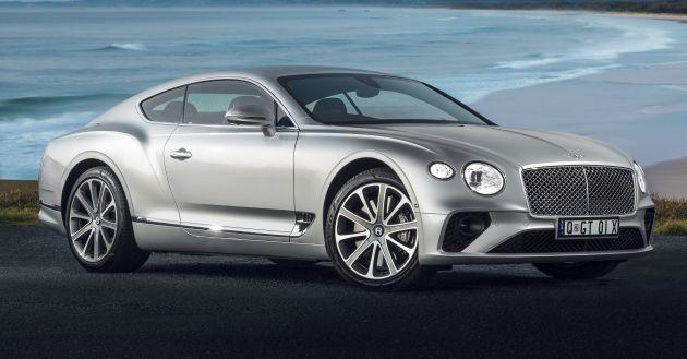 Bentley Cotinental GT