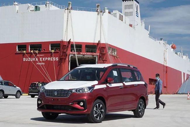 ekspor mobil nasional