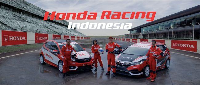 Honda Racing Indonesia Umumkan Pembalap ISSOM dan ITCR 2021