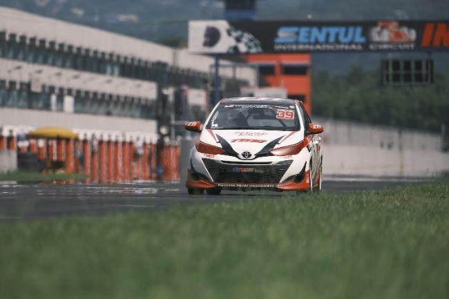 Toyota Yaris Toyota Team Indonesia 2021