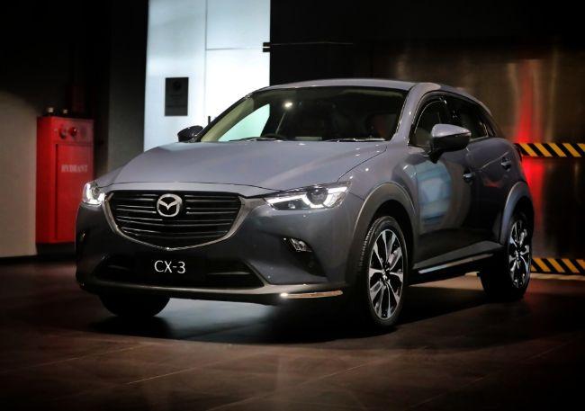 Ini Hal Menarik Mazda CX-3 Sport 1,5 Dibanding Versi Lama