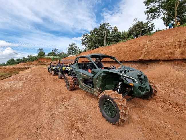 Can Am Off road
