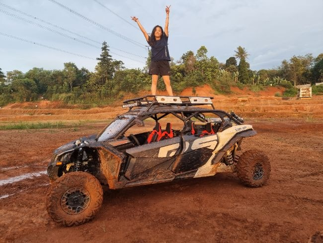 Wisata Alam Pecinta Otomotif, Can-Am Off-road Safari