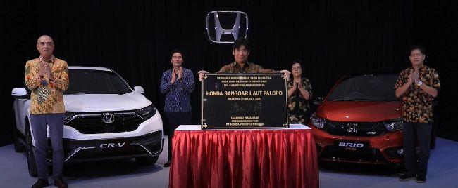 Dealer Honda Palopo