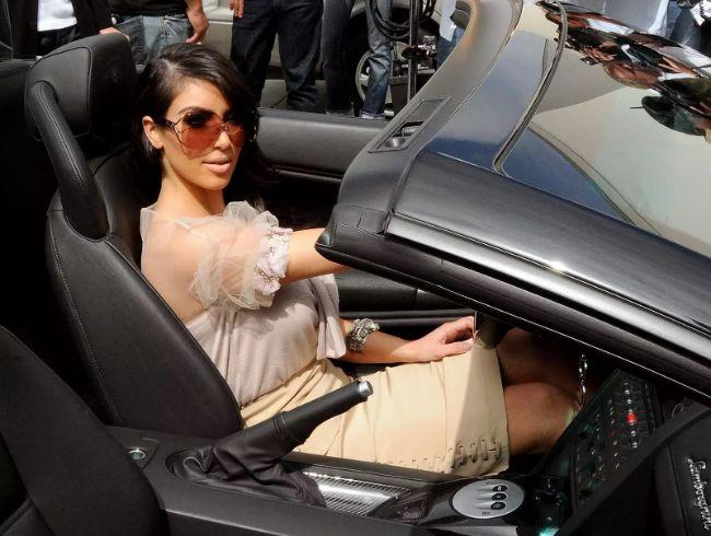 Kim Kardashian cars