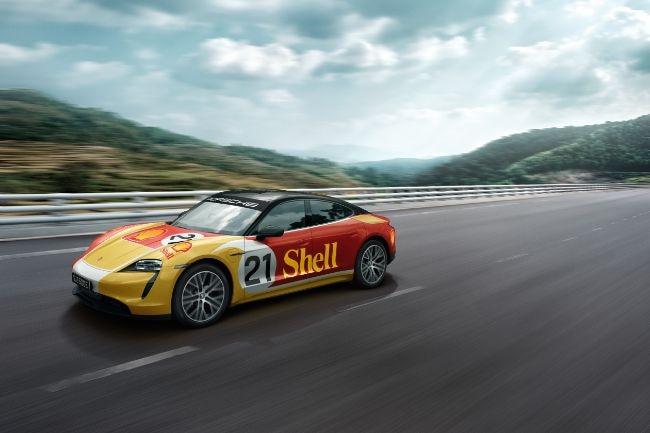 Porsche dan Shell Bangun Stasiun Pengisian Mobil Listrik Terpanjang di Asia Tenggara