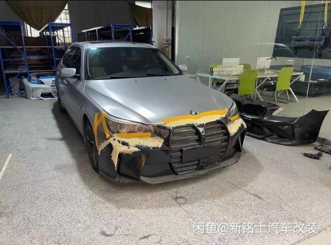 BMW E60 Facelift G80