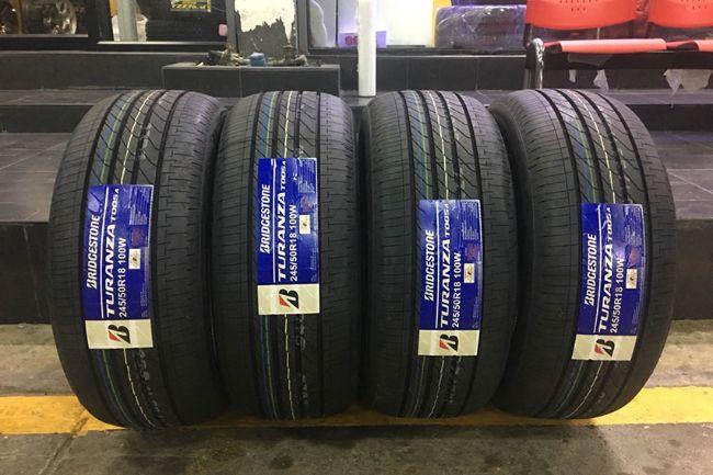 Bridgestone Turanza T005A Jadi Ban OEM Honda City Hatchback RS