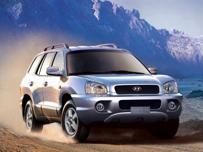 Milestone Perjalanan SUV Hyundai Santa Fe
