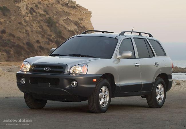 Hyundai Santa Fe 2004 -2006