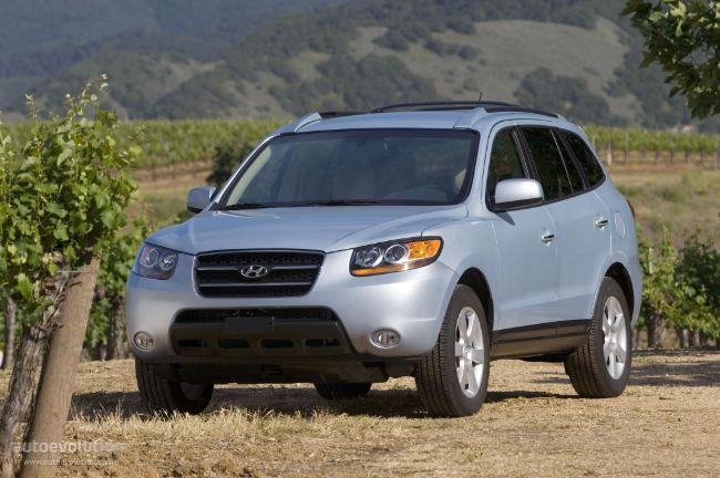 Hyundai Santa Fe 2006 - 2009