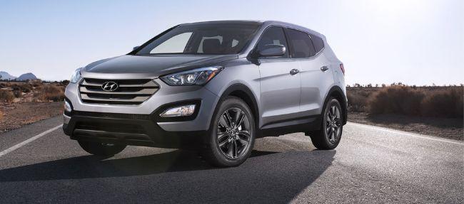 Hyundai Santa Fe 2012 - 2018