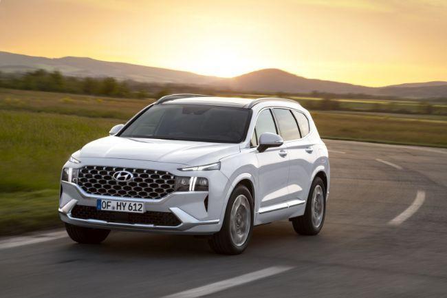 Hyundai Santa Fe 2020 - Sekarang