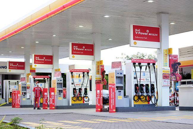 Shell Gencar Promosikan V-Power Nitro+, BBM dengan Standar Euro 4