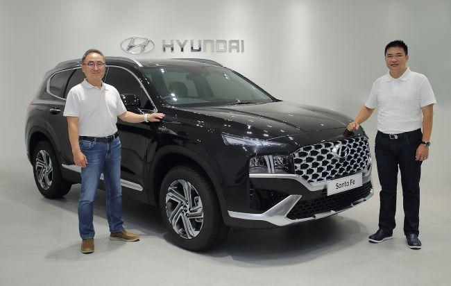 Ini Perbedaan New Hyundai Santa Fe 2021 dengan Model Sebelumnya