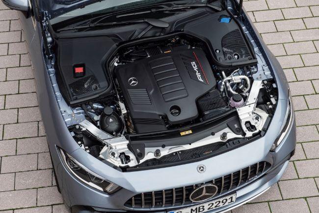 Selama Mungkin Mercedes-Benz akan Pertahankan Produksi Mesin Konvensional