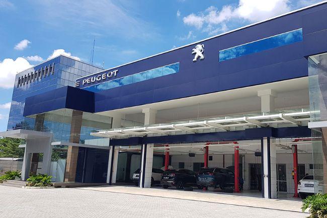 Peugeot Yos SUdarso