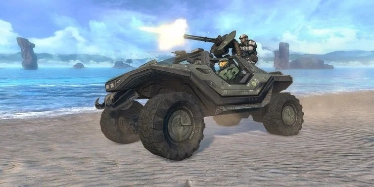 AMG Transport Warthog