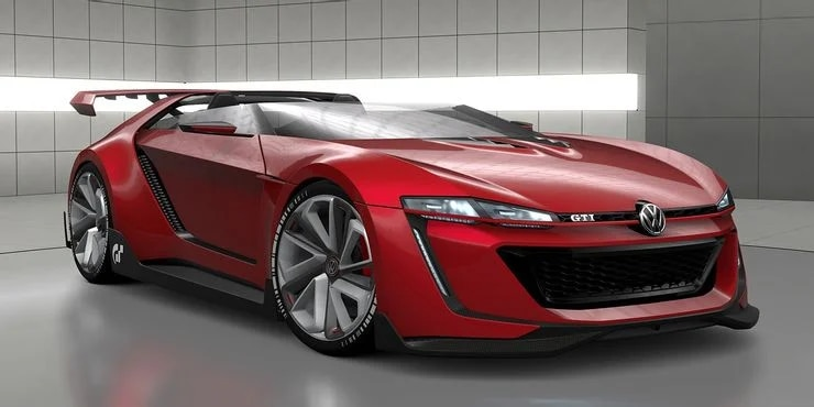 VW GTI Roadster VGT