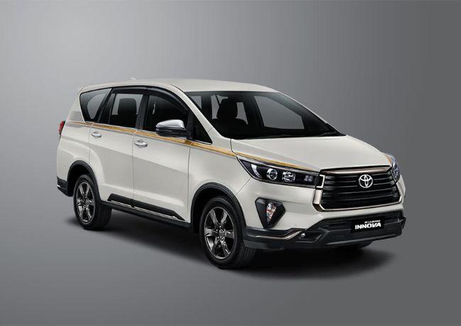 Cerita Konsumen Toyota Kijang Innova Limited Edition 50th Anniversary