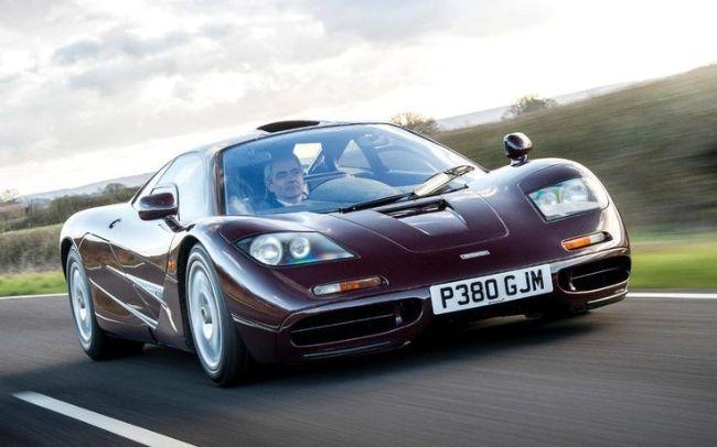 McLaren F1 Punya Mr. Bean Kecelakaan Dua Kali, Tapi Waktu Dijual Malah Untung Banyak!