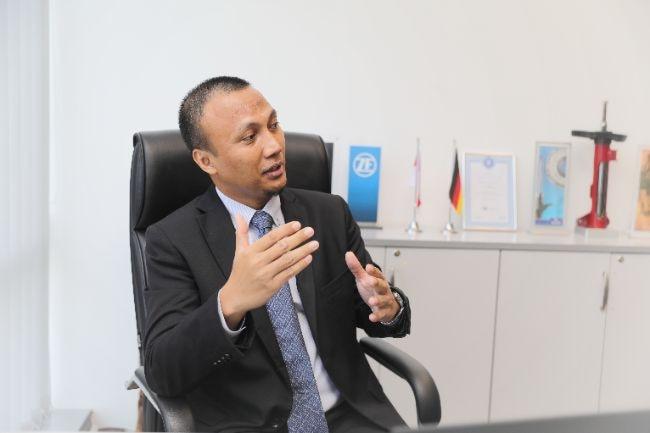 Donny Kurniawan, Presdir ZF Indonesia