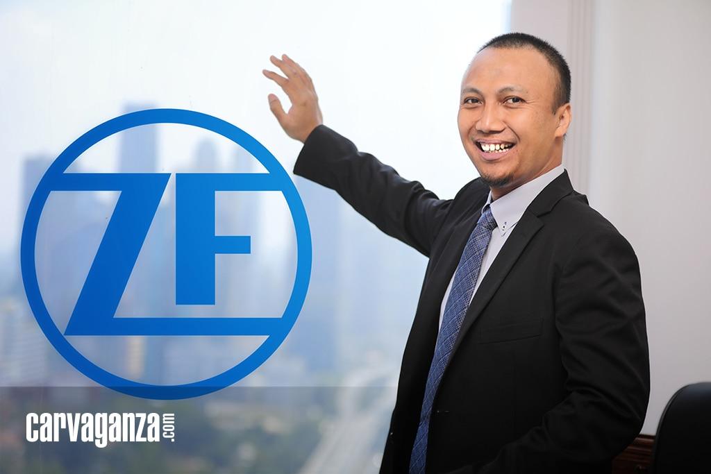 INTERVIEW: Presdir ZF Aftermarket Indonesia, Mengawali Karier Dari Bawah (Bagian 1)