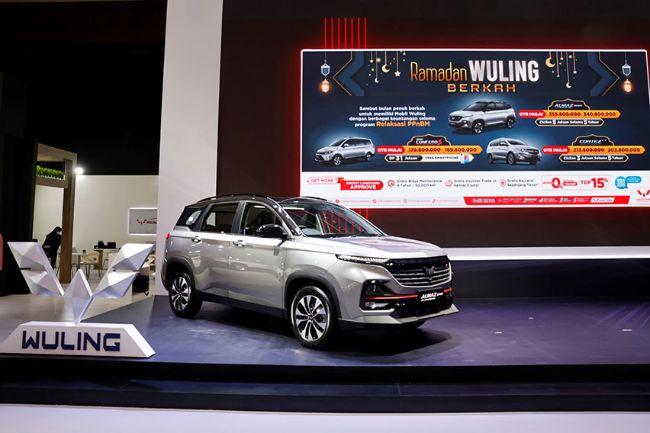 Wuling IIMS Hybrid 2021