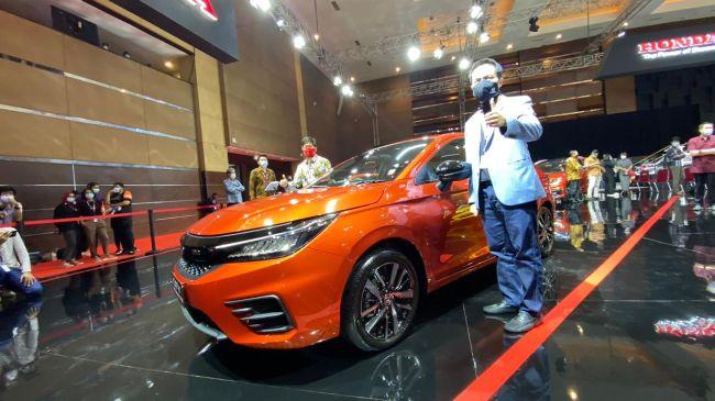 Honda IIMS 2021
