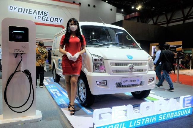 DFSK Sediakan Banyak Hadiah Langsung Untuk Pembelian Mobil di IIMS Hybrid 2021