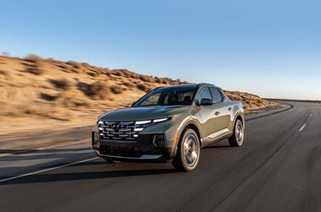 Hyundai Santa Cruz Akhirnya Rilis, Double Cabin Bergaya Crossover