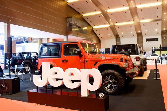 Beli Jeep di IIMS Hybrid 2021, Ada Diskon Sampai Rp 105 Juta