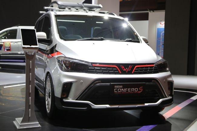 Wuling Confero S IIMS 2021