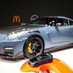 Nissan GT-R McDonald's