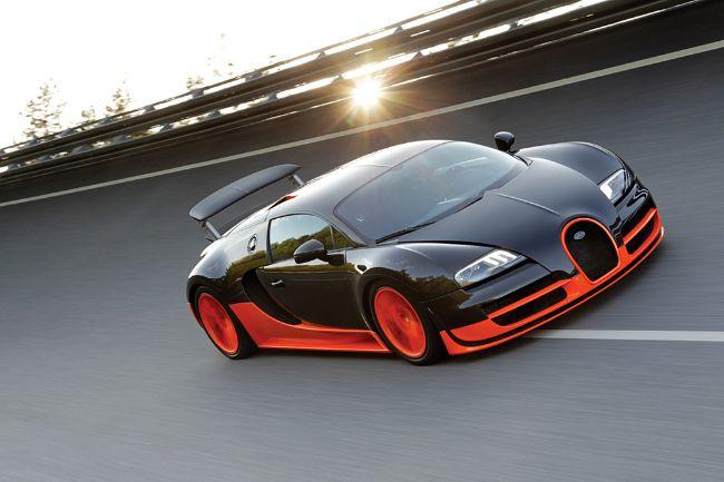 6Bugatti Veyron 16.4 2007