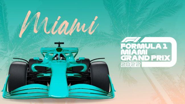 Mulai 2022, F1 Tambah Gelar Balapan di Miami