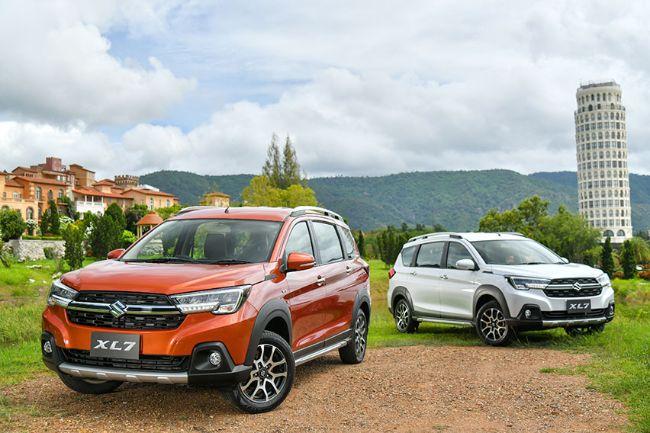 Diminati Mancanegara, Ekspor Suzuki XL7 dan Karimun Wagon R Naik Tajam