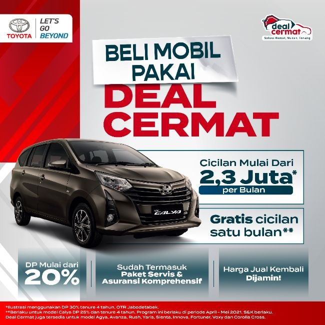 Toyota Deal Cermat