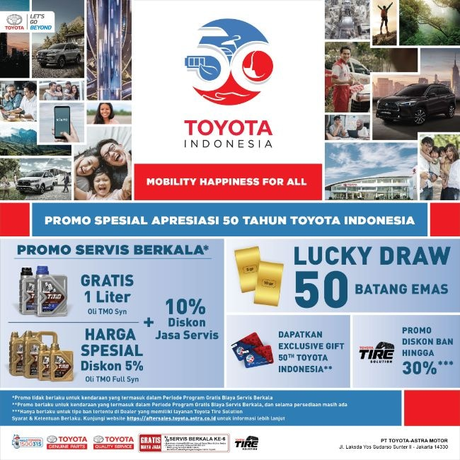 Total Mobility Solution untuk aftersales