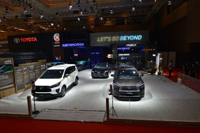Begini Solusi Toyota Menyongsong Masa Depan Industri Kendaraan Nasional