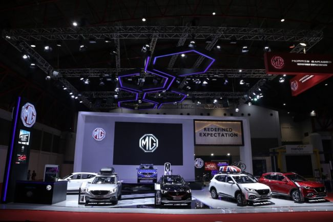 Meski Belum Dijual, MG ZS EV dan i-SMART Sudah Punya Banyak Peminat