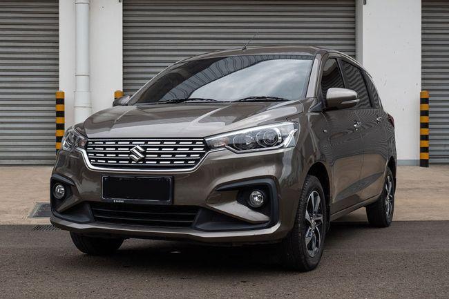 Dapat PPnBM, Penjualan Suzuki Ertiga dan XL7 Naik di Atas 200 Persen