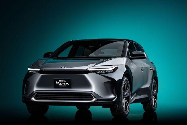 10 Fakta Menarik Tentang Mobil Listrik Toyota BZ4X Concept
