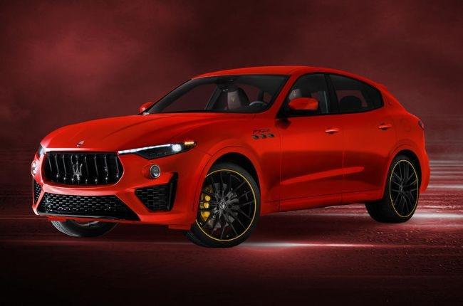 Maserati Anniversary Edition