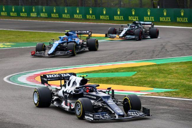 F1 Coba Format Balapan Kualifikasi Kontroversial Tahun Ini
